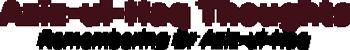 Aziz-ul-Haq Thoughts Logo